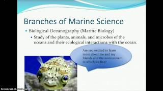 Download Unit 1: Introduction to Marine Science (Lectures 1 & 2) Video