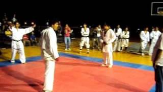 Download Karate-DO vs taekwondo.- kumite en equipo (5/5) Video