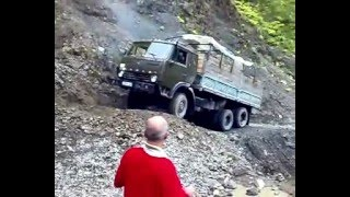 Download The most dangerous Roads in Tusheti (Georgia) Video