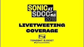 Download Livetweeting the Sonic the Hedgehog Panel at the San Diego Comic Con! - Tails' Channel Video