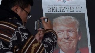 Download Trump 'Making America Great Again' in China? Video