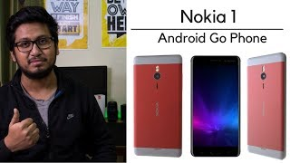 Download Nokia 1 (2018 ) - Android Go Phone Video
