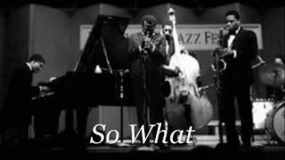 Download So What - Miles Davis Quintet 1963 Monterey Jazz Festival Video