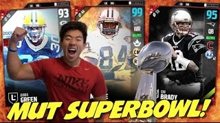 Download ROAD TO THE MUT SUPERBOWL! SEAN TAYLOR IS A PICK MAGNET! MADDEN 17 ULTIMATE TEAM Video