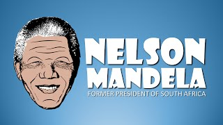 Download Nelson Mandela for Kids! After 27 years in prison Nelson Mandela becomes President of South Africa Video