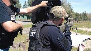 Download TASER SHOT FROM ATV TAKES DOWN SNIPER Video