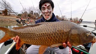Download ZOMBIE CARP FISHING!!! Video