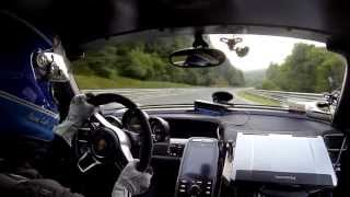 Download Onboard footage - Record Run 918 Spyder at the Nürburgring Video