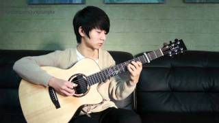 Download (Hisaishi Joe) Howl's Moving Castle Theme - Sungha Jung Video
