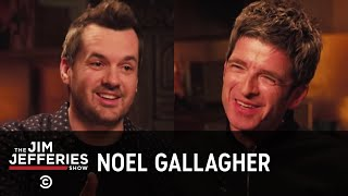 Download Noel Gallagher Meets His Biggest Fan - The Jim Jefferies Show Video