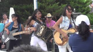 Download Las Fenix - El Tao Tao y Juana La Cubana en SplashTown Houston Texas 7-14-13 Video