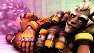 Download [Overwatch] Sexy Junkrat Strategy! Video