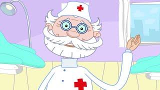 Download Добрый доктор Стоматолог мультфильм детям про зубы Video
