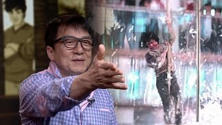 Download JACKIE CHAN Talks About One of His Most Insane Stunts Video