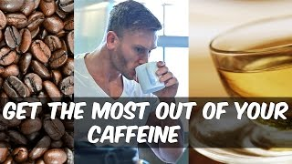Download Caffeine - How Caffeine Burns Fat and Boosts Mood - Thomas DeLauer Video