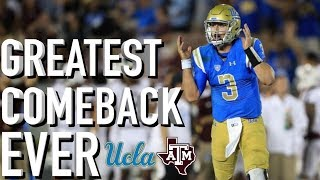 Download A Game to Remember: UCLA vs. Texas A&M Video