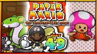 Download Paper Mario The Thousand Year Door w/ @PKSparkxx! - Part 49 | ″BYE, TOADETTE! :'(″ Video