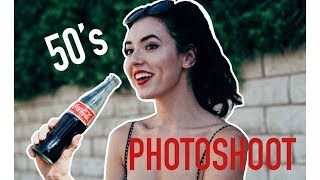 Download 50'S PHOTOSHOOT! Video