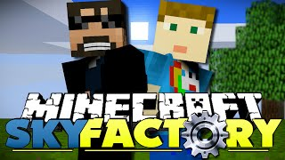 Download Minecraft Modded SkyFactory 1 - TWERKING FOR TREES? Video