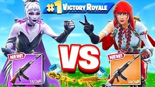 Download Rock Paper SCISSORS *NEW* Playgrounds Mini Game in Fortnite Battle Royale Video