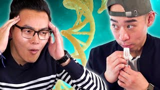 Download Asian Americans Take A DNA Test Video