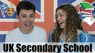 Download BRITISH SECONDARY SCHOOL: Our Experience. // Reminiscing with Jack Edwards x Video