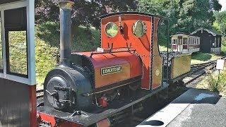 Download Launceston Steam Railway - 27/07/12 Video