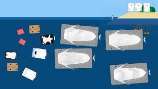 Download GROUP OF WHALES EAT EVERYTHING - From Fish to Whale! - Deeeep.io Gameplay Highlights + Funny Moments Video