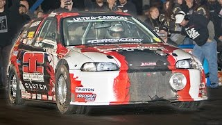 Download 350k Mile CIVIC Goes 200MPH!?! - Back Half Honda from HELL Video