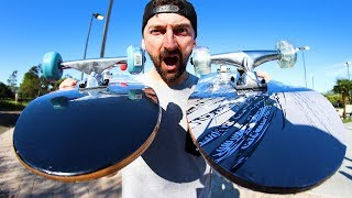 Download DON'T BREAK THE CHEAPEST BIG 5 SKATEBOARDS! Video