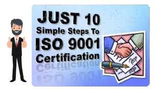 Download ISO Certification Process - ISO 9001 Made Easy Video