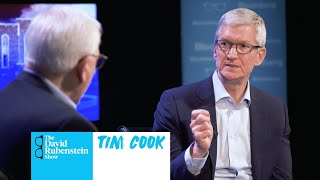 Download The David Rubenstein Show: Tim Cook Video