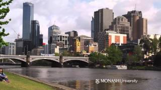 Download The international student experience at Monash University Video
