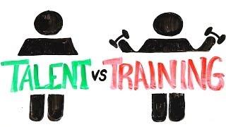 Download Talent vs Training Video