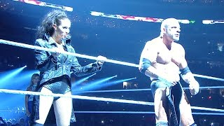 Download Triple H makes his entrance at AT&T Stadium: WrestleMania 32, only on WWE Network Video