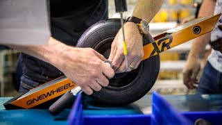 Download Adam Savage Builds a Onewheel Electric Skateboard! Video