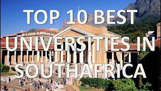 Download Top 10 Best Universities In South Africa/Top 10 Universidades De Sudáfrica Video