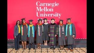 Download CMU-Africa Graduates First Cohort of Mastercard Foundation Scholars Video