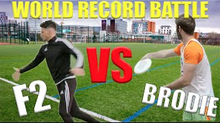Download EPIC WORLD RECORD BATTLE   F2 VS BRODIE SMITH Video