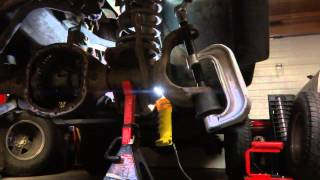 Download Jeep Ball Joint Replacement How Too (DIY) Video