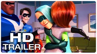 Download INCREDIBLES 2 Movie Clips (NEW 2018) Superhero Movie HD Video