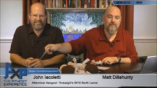 Download Atheist Experience #948 with Matt Dillahunty and John Iacoletti Video