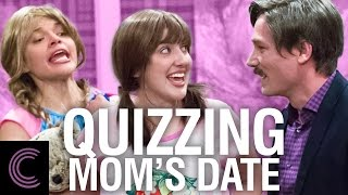Download Quizzing Mom's Date Video