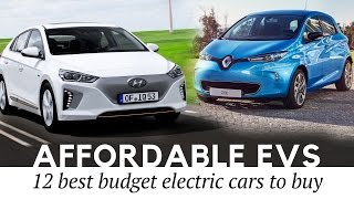 Download 12 Cheapest Electric Cars on Sale in 2017 (Review of Prices and Technical Characteristics) Video