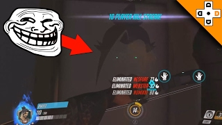 Download Overwatch FUNNY & EPIC Moments 25 - BEST TROLL EVER?! - Highlights Montage Video
