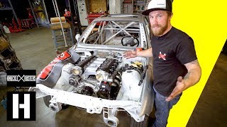 Download Are Two Throttle Bodies Better Than One? Cross-Ram Intake Installation on our Scrap Yard M3 Video