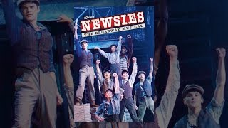 Download Newsies: The Broadway Musical Video