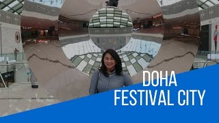 Download Hang Out with Me | Doha Festival City | Karen Faith Vlogs Video