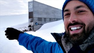Download Inside the Svalbard Seed Vault Video