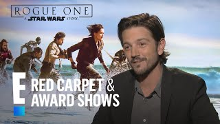 Download Diego Luna Relives Landing ″Dream″ ″Star Wars″ Role | E! Live from the Red Carpet Video
